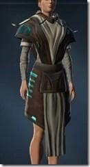 Revitalized Mystic Robe - Female
