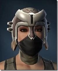 Saber Master Headgear