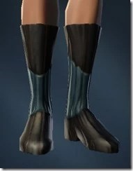 Shadow Purger's Boots - Female