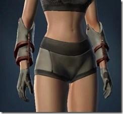 Soulbender's Gloves - Female