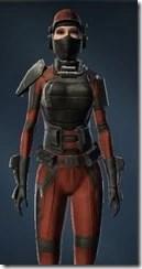 Tactician Female Close