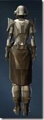Tech Medic Female Rear
