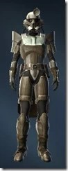 Tech Medic Male Front