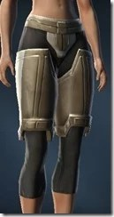 Tech Medic's Legplates