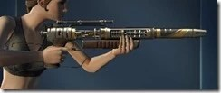 Unshielded Sniper Rifle Right