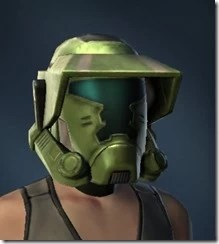 Veteran Ranger's Helmet