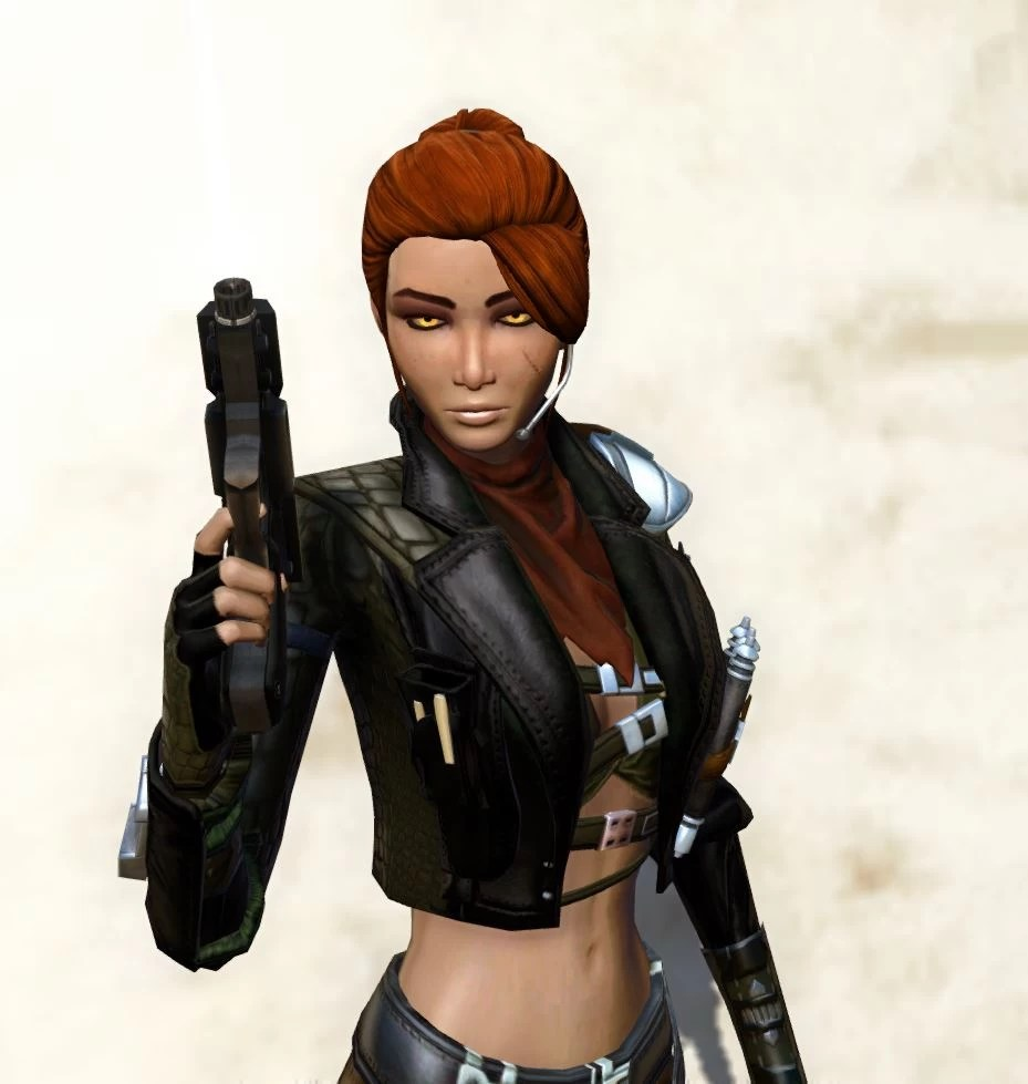 Alicia Deirde – Darth Malgus