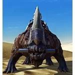 Desert Mudhorn