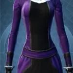 Dark Purple and Black Dye ModuleDye Module