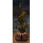 Life Day Small Potted Plant*Life Day Bundle / Cartel Market