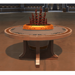 Luxury Cafe Table*Luxury Bundle / Cartel Market