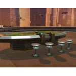 Casino Table*Cantina Bundle / Cartel Market