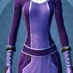 Dark Purple and Light PurpleDye Module