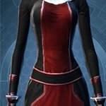 Black and Deep RedOricon Reputation Vendor (Schematic) - Champion (100,000 credits)