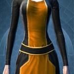 Black and Medium OrangeGatekeeper's /Builder's Stronghold Pack