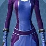 Dark Purple and Light BlueDye Kits