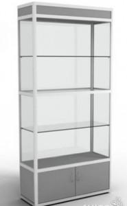 Шкаф витрина – основное торговое оборудование любого магазина