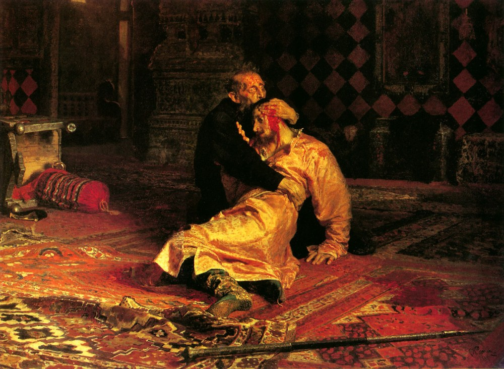 Ivan el terrible (2/2)