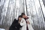 タビフク。左から鈴木愛理、松元絵里花