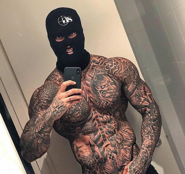 Meet Yakiboy, Instagram's Famous Heavilytattooed Body