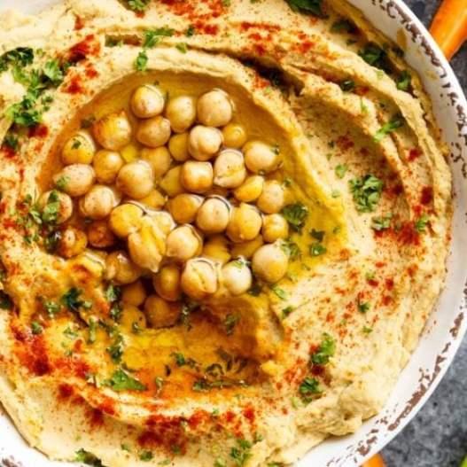 The 7 Creative Ways Arab Americans Eat Chickpeas