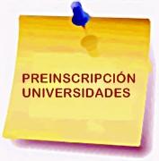 PREINSCIPCION-UNIVERSIDAD