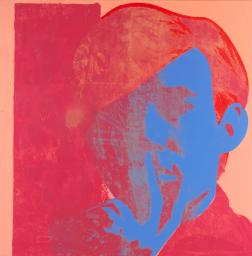 Self-Portrait 1967 Andy Warhol 1928-1987 Purchased 1971 http://www.tate.org.uk/art/work/T01288