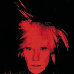 Self-Portrait 1986 Andy Warhol 1928-1987 Presented by Janet Wolfson de Botton 1996 http://www.tate.org.uk/art/work/T07146