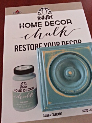 Home Decor Chalk