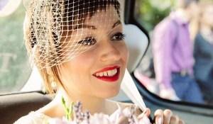 Tori Harris Vintage London Wedding Hair and Makeup