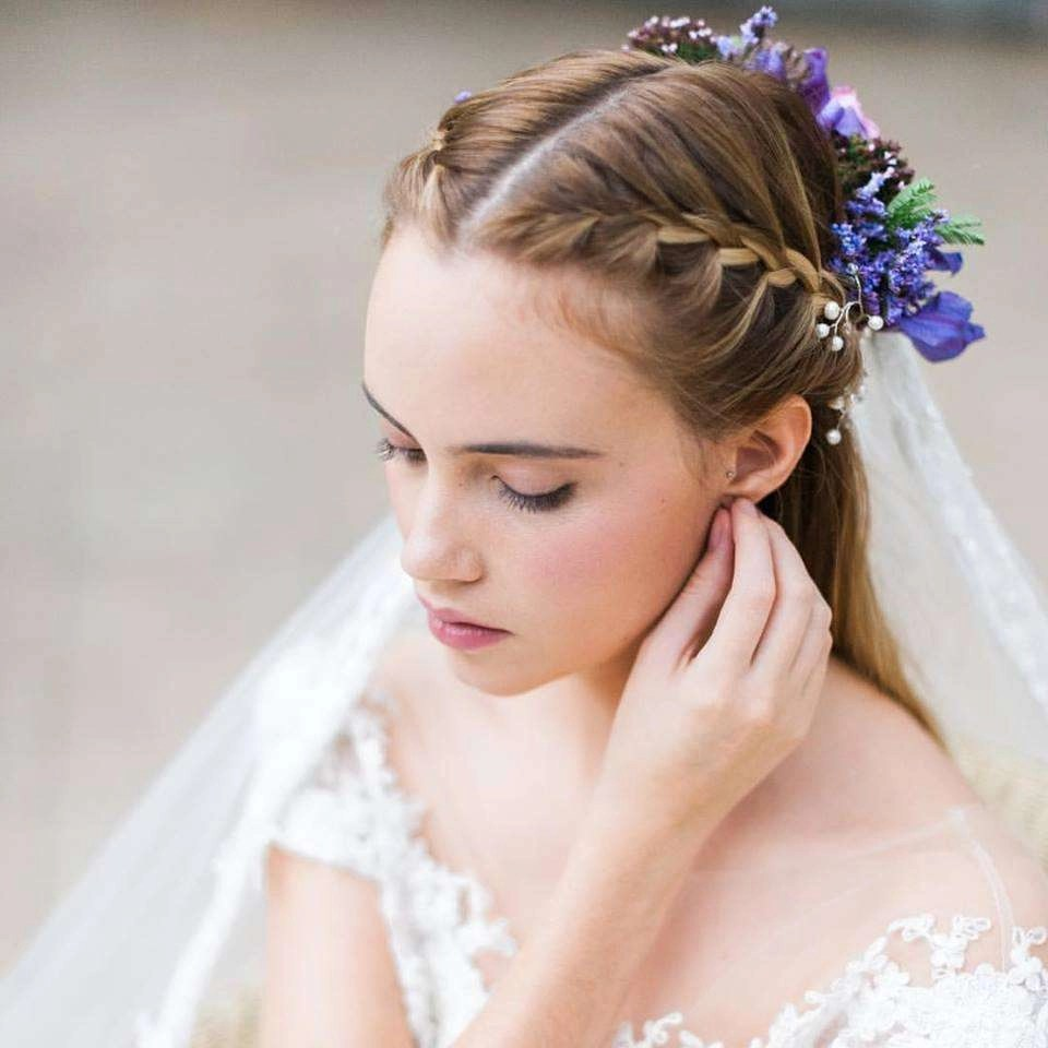 Tori Is Well Known For Her Talents As A Hair Stylist Selection Of Beautiful Bridal Styles Are Shown Below
