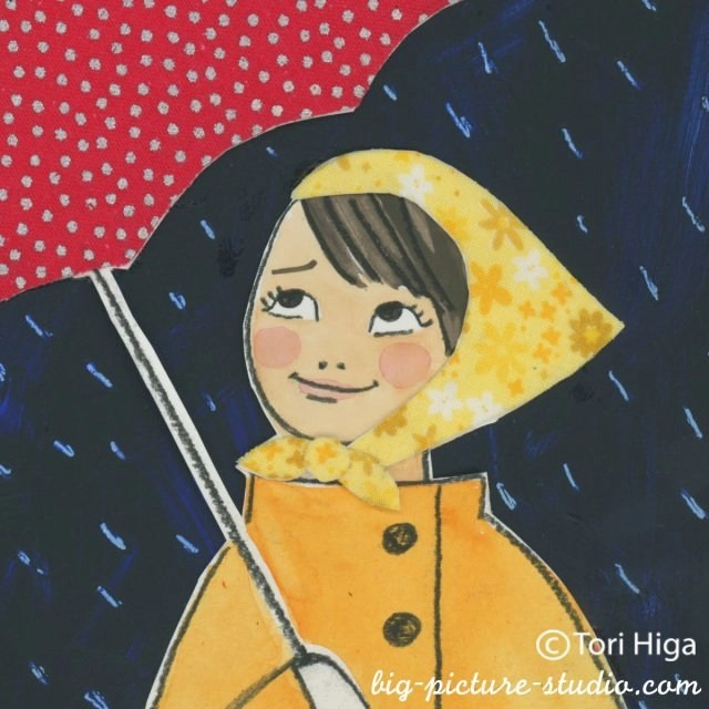 Rainy Day close Up