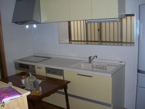 クリナップ ラクエラ キッチン