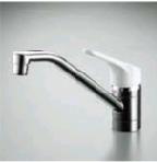 ミカドキッチン 水栓 交換①