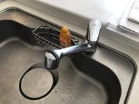 システムキッチン ステンレス キッチン組立施工⑫