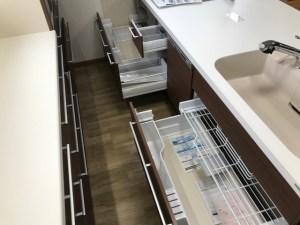 LIXILシステムキッチン アレスタ キッチン組立施工㉙