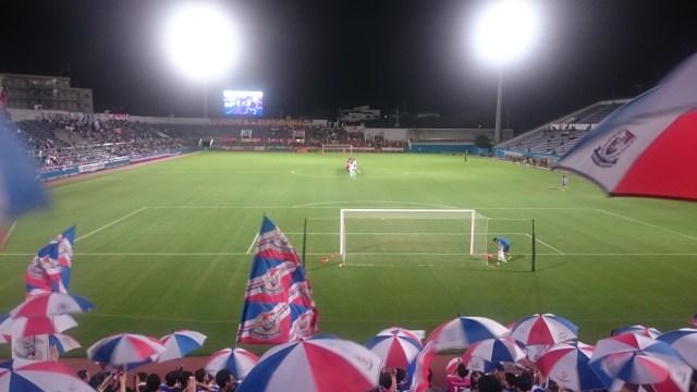 天皇杯_福島ユナイテッドFC戦