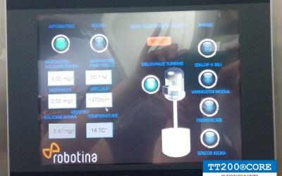 TT200® CORE: namestitev sistema