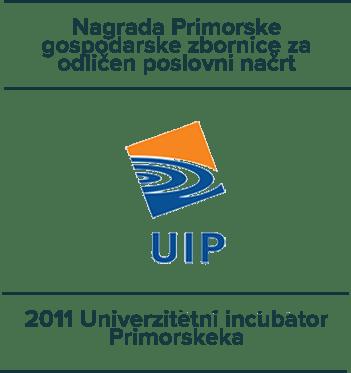Nagrada Primorske gospodarske zbornice za odličen poslovni načrt - 2011 Univerzitetni incubator Primorskeka