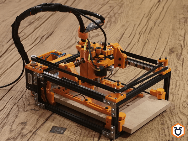 The Ant - Compact PCB Maker