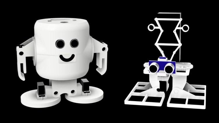 Il mondo delle creazioni Robotiche di Mister 3DP