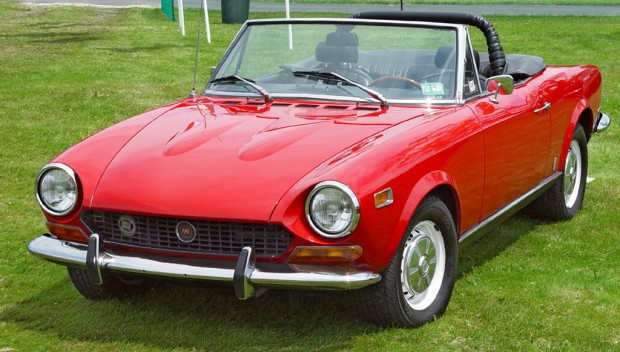 I modelli storici Pininfarina