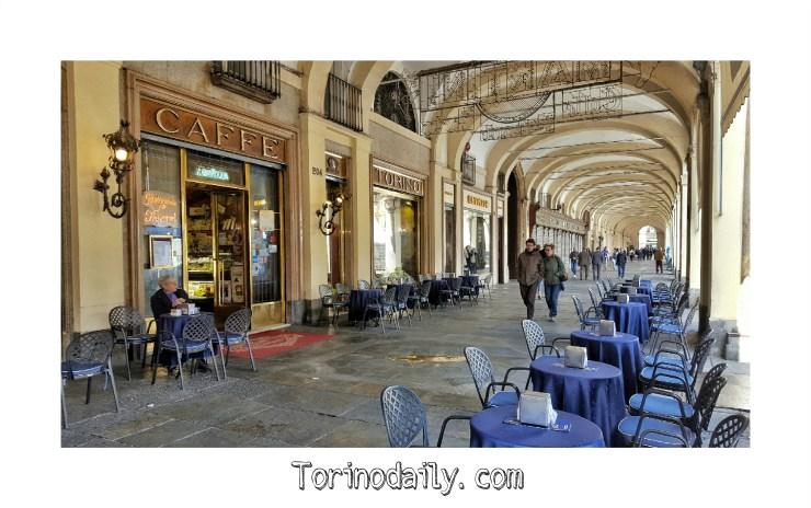 カフェトリノ トリノのおすすめ老舗カフェ 「caffè Torino」