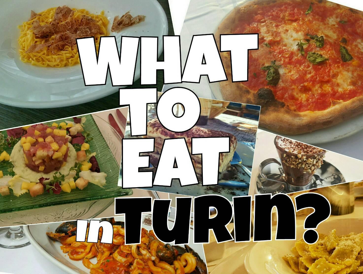 イタリア在住者おすすめ|トリノに来たら絶対食べるべき18選!