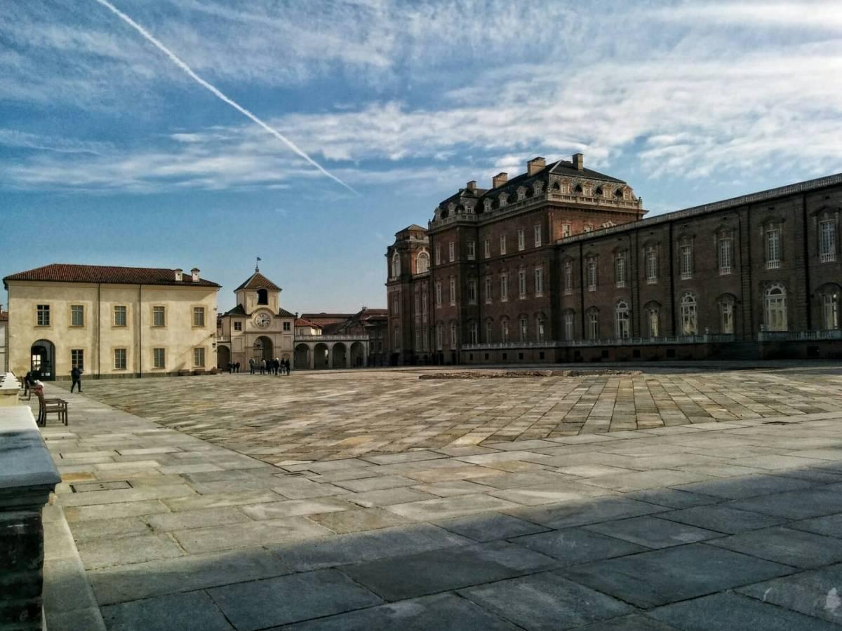 ヴェナリア宮殿 トリノ