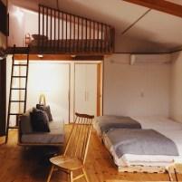 ロフト&ベッドスペース