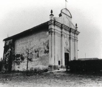 Chiesa da restaurare