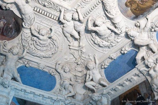 Torino, Interni del Castello del Valentino-5349