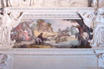 Torino, Interni del Castello del Valentino-5397