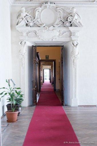 Torino, Interni del Castello del Valentino-5424